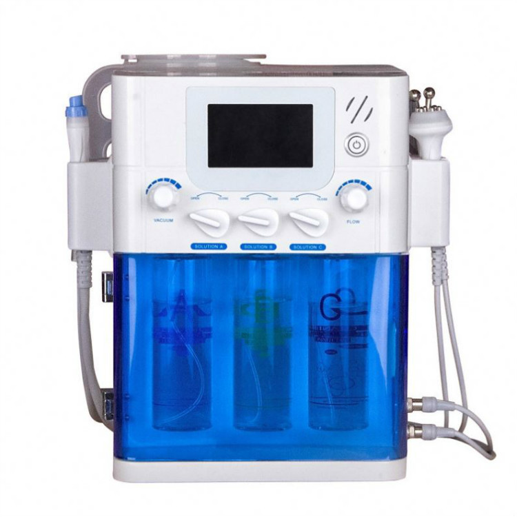 2019 New Bio-lifting Spa Facial Machine Aqua Facial Cleaning Hydro Peel Machine Water