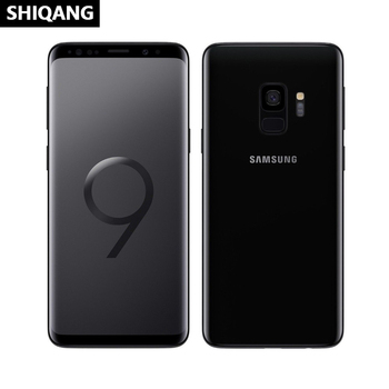 Unlocked Original Used Samsung Galaxy S9 Mobile Phones Dual Sim LTE Android Cell Phones NFC Octa Core 64/128/256GB Smartphones