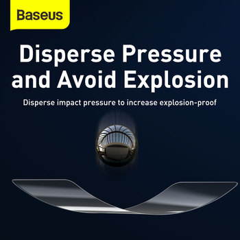 Baseus 2 шт. 0,15 мм защитная пленка для Huawei Mate 30 Pro 5