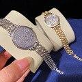 2021 модный простой свадебный браслет с кубическим цирконием для женщин золотой цвет Круглый Блестящий Кристалл корейский женский новый юве...