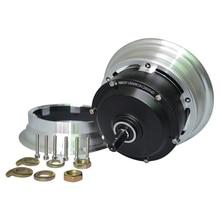 HM 11 بوصة 60 فولت 3000 واط/1600 واط/1200 واط سكوتر كهربائي فرش محركات قوية للهالو فرسان