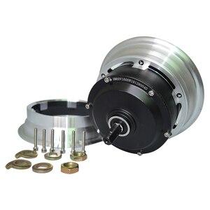 Image 1 - HM 11 אינץ 60V 3000W/1600W/1200W חשמלי קטנוע Brushless מנועים רבי עוצמה עבור Halo אבירי