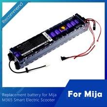 Fuente de alimentación batería para Xiaomi mi jia M365 Scooter eléctrico inteligente plegable mi ligero tabla larga hoverboard skateboard