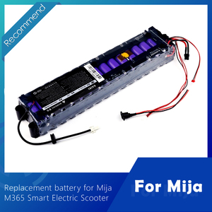 Image 1 - אספקת חשמל סוללה עבור שיאו mi mi jia M365 חכם קטנוע מתקפל mi קל משקל ארוך לוח hoverboard סקייטבורד