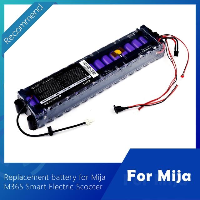 אספקת חשמל סוללה עבור שיאו mi mi jia M365 חכם קטנוע מתקפל mi קל משקל ארוך לוח hoverboard סקייטבורד