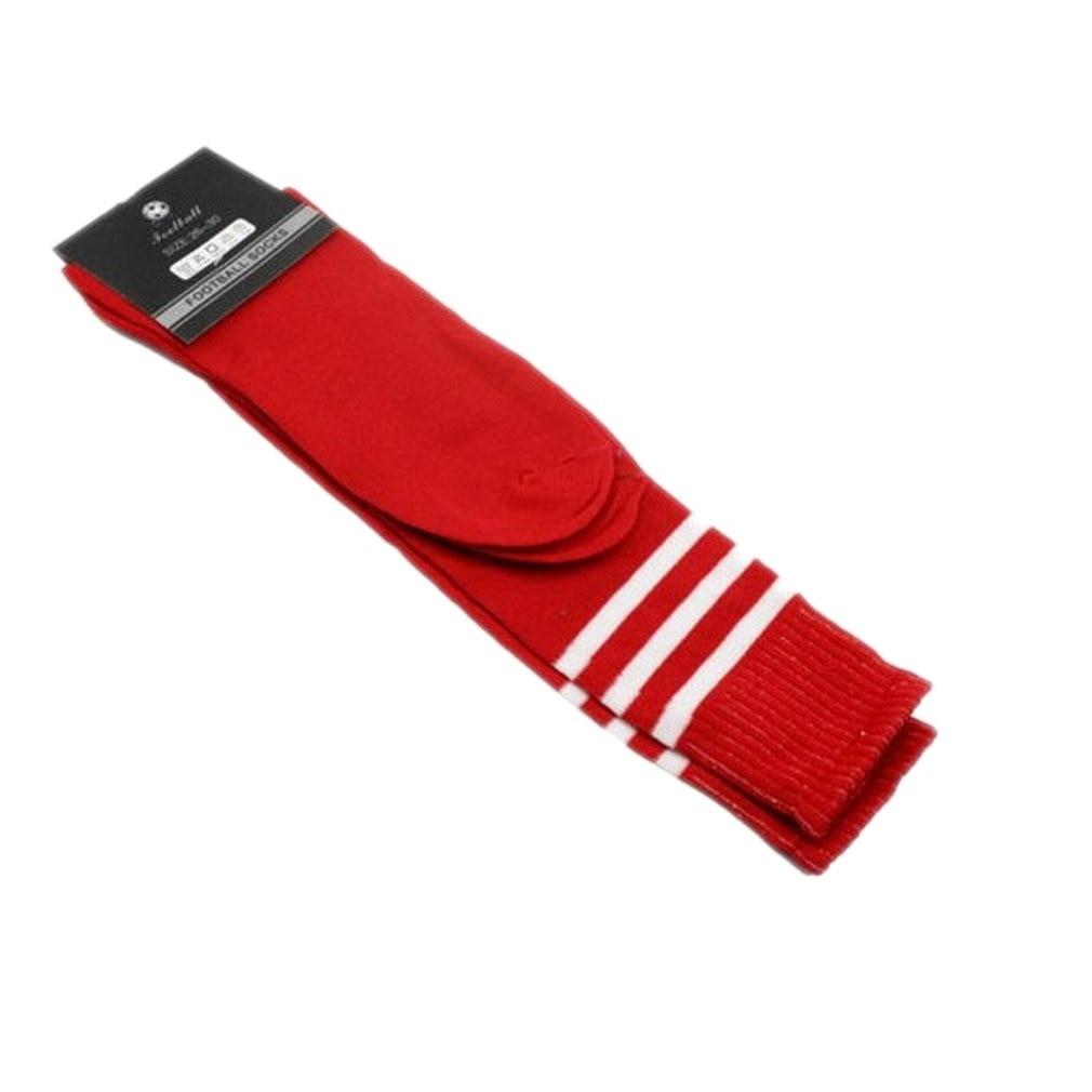 Breathable Elastic Anti-Slip Adult Football Socks Soccer Sports Running Stockings Men Sport Outdoor Socks