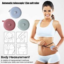 Мягкий Рулетка измерительная лента для тела Шлепанцы из ткани