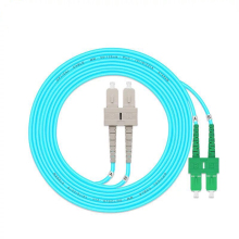 все цены на SC/UPC-SC/APC Multi-Mode OM3 Fiber Cable Multimode Duplex Fiber Optical Jumper Patch Cord онлайн