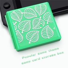 NS Switch Game Card Case Pattern Hard Shell Protective Cover Storage Box for Nintendo Switch Console Game Memory SD Card Holder недорого