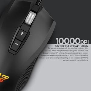 Image 3 - Fantech x14s óptico ajustável 4000dpi 7d macro profissional com fio mouse para mouse gamer essencial ergonômico mouse