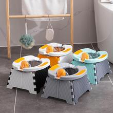 Portable Road Pot For Children Folding Baby Boy Toilet Happy Travel Car Potty Training Chair Seat Toilet Drop Shipping Travel