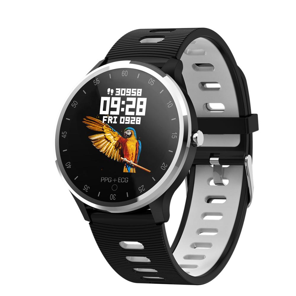 696 Women Smart watches Waterproof Sports For Iphone phone Smartwatch Heart Rate Monitor Blood Pressure Functions For kid pk B57 Smart Watches     - title=