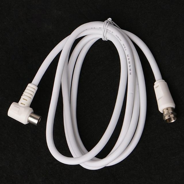 Фото кабель для спутниковой антенны коаксиальный 90 градусов 95 мм цена