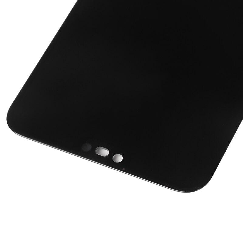 Для Huawei честь 10 ЖК-дисплей+сенсорный экран с отпечатков пальцев-ключа нет мертвых пикселей замена экрана для Huawei честь 10 кол-L29