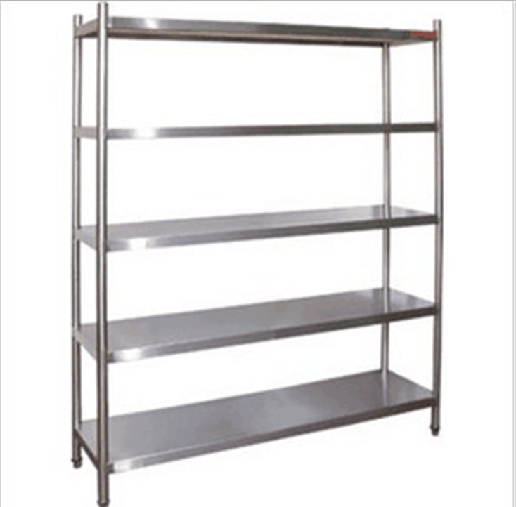 Stainless Steel Shelf Storage Rack Domestic Storage Rack Pantry Shelves Basement Utility Room Shelf