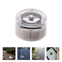 1pc Solar Powered Light Outdoor Underground Yard Lamp Garden Lawn Floor Lamp