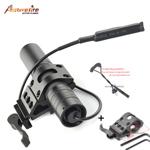 Image 5 - Activefire 5W 850NM IR LED Flashlight LED Night Vision Torch 38mm lens Infrared Light Adjustable Zoomable Torch for Hunting