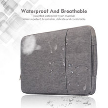 Waterproof Laptop Bag 11 12 13 15 inch Case For MacBook Air Pro 2018 2019 Mac Book Computer Fabric Sleeve Cover Capa Accessories