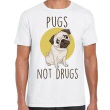 Grabmybits-mopsy bez rozgałęzienia Drogas Adulto Camiseta, Camiseta