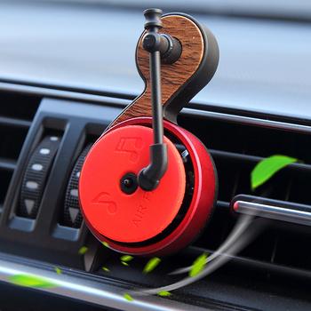 Odświeżacz powietrza do samochodu odświeżacz do samochodu dyfuzor klip samochodowy Auto odświeżacz powietrza do odpowietrznika olejek perfumy medalion odświeżacz powietrza niestandardowe tanie i dobre opinie vvcesidot CN (pochodzenie) Car Aroma Diffuser 0 0mm Spray eliminate peculiar smell Decoration retro style creative aromatherapy
