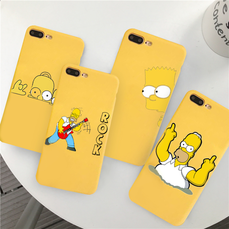 cover iphone 8 simpson homer