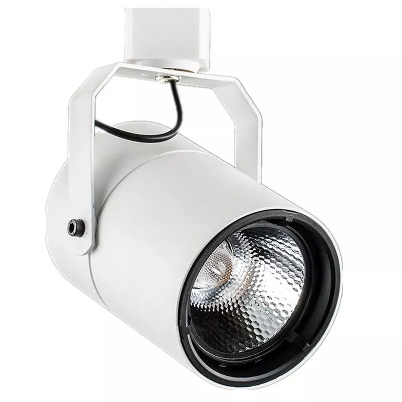 Manufacturers Direct Selling LED Double Wire Track Light Casing Kit COB10W20w30W Track Lamp Shell Suite Case