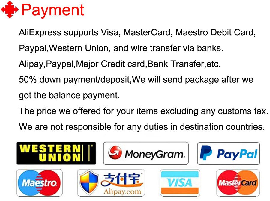 7 payments