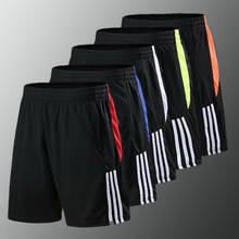 Shorts de sport pour hommes, Jogging, Fitness, course, football, entraînement, athlétisme, nouveau, été, 2020