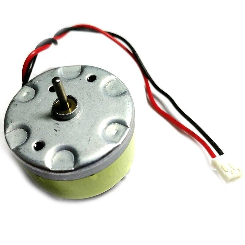 2Pcs Gear Transmission Motor for Xiaomi Mjja Roborock S50 S51 S55 Robot Vacuum Cleaner Spare Parts Distance Sensor Lds