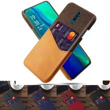Business Case For OPPO Reno 10x Zoom Reno2 Z Ace Card Slot Cover Cases For OPPO Realme U1 2 3 5 Pro xt Reno 2 Z Cover Fundas cheap Minvvell Wallet Case For iPhone credit card case Geometric Quotes Messages Matte Plain Dirt-resistant Anti-knock With Card Pocket