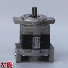 цена на Xinyuan 65 75 wheel excavator hydraulic gear pump Tianjin Shimadzu PERMCO walking pump high pressure oil pump