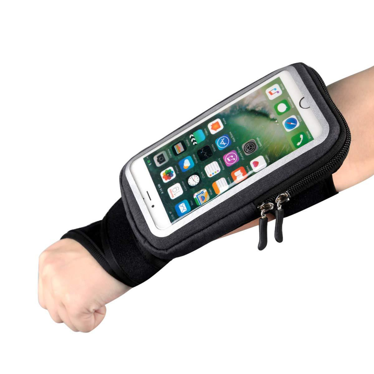 Cycling Wrist running Bicycle cell phone Bag Touch Screen Riding Bike phone case Armband Outdoor Sports Mobile Phone Supplies