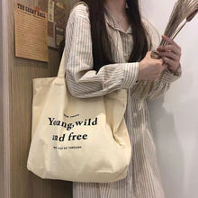 Cotton Canvas Girls School Books Shoulder Bag Eco Reusable Shopping Bag Women Beach Handbags Large Capacity Ladies Casual Tote цена 2017