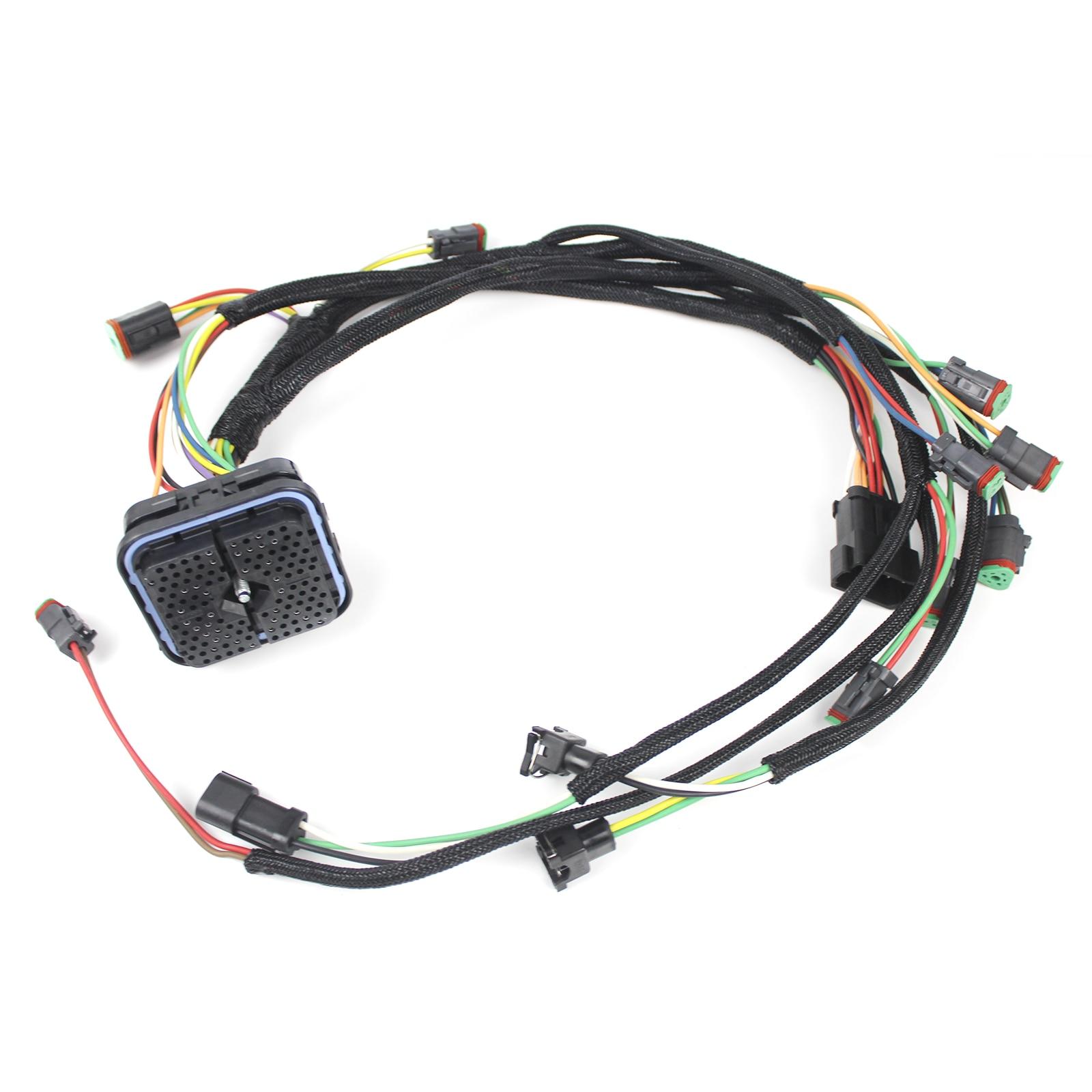 Kable w wiązce 198-2713 1982713 pasuje do 325D E325D silnika C7 z 1 rok gwarancji