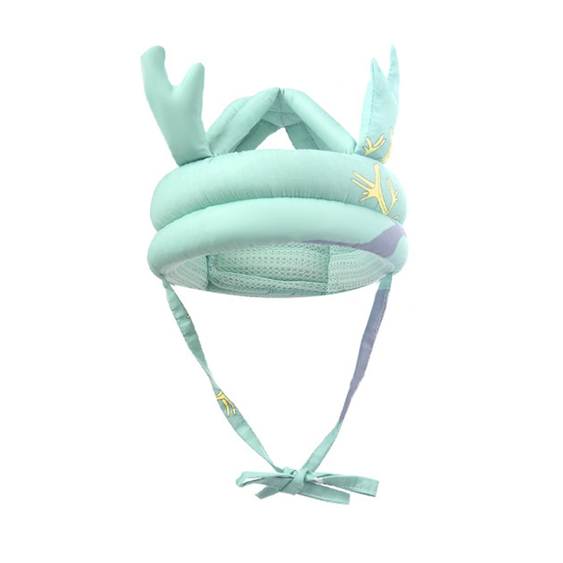 Baby Anti-Fall Head Protection Pad Baby Learning To Walk Children Toddler Head Cap Anti-Snacking Collapsing Artifact