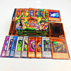 YU GI OH 41PCS Iron box No repetition with flash card English card Yugi Muto FULL Edition Collection Card Kids Toy Gift flash sale