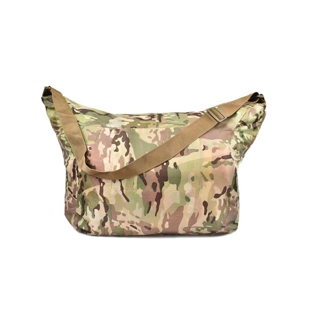 Safety Rope Storage Bag Camouflage Folding Backpack For Outdoor Sports Climbing