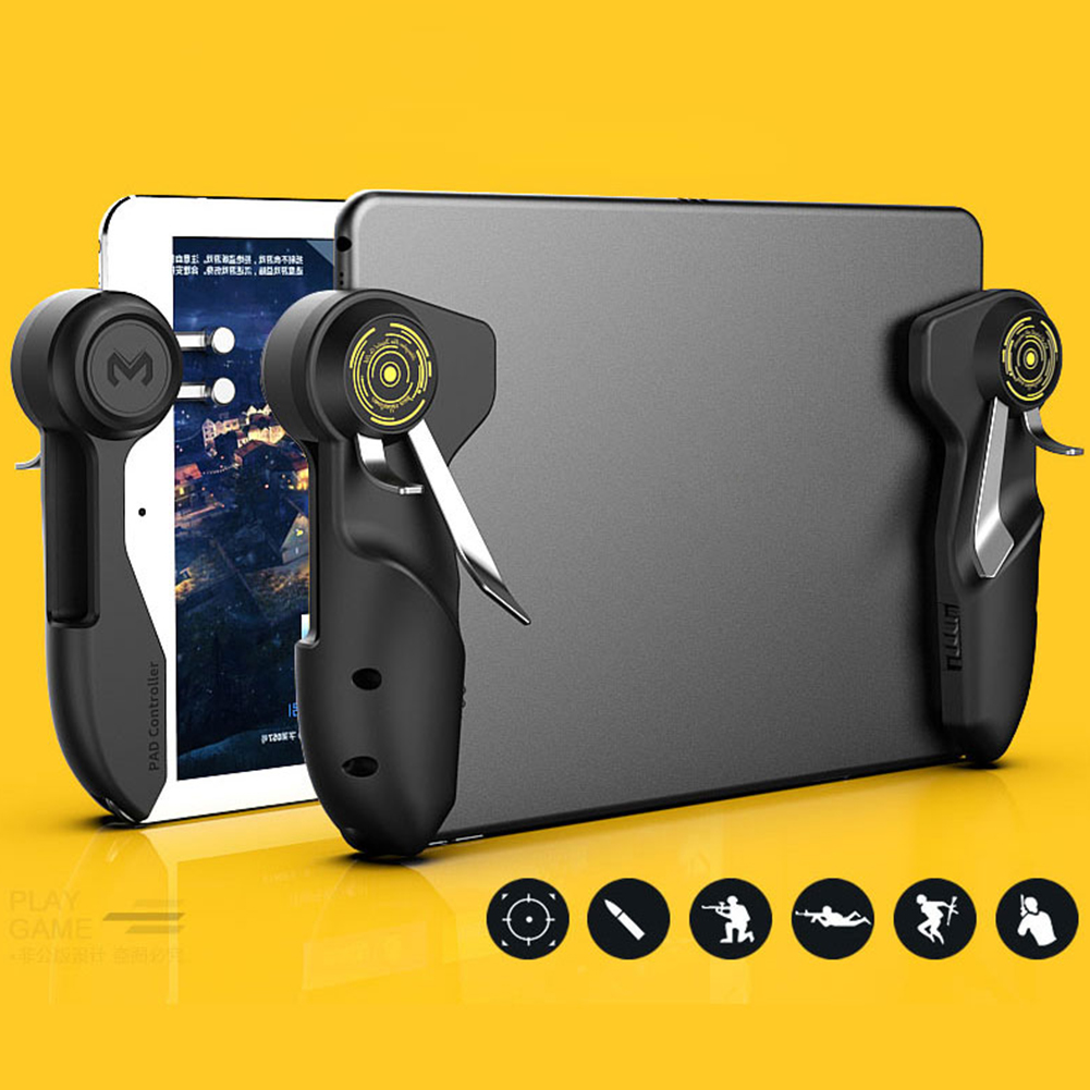 Mobile phone Game Fire Button Controller and joystick
