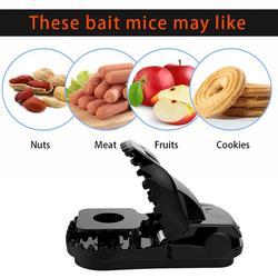 1 шт. многоразовая мощная ловушка для мыши, ловушка для мыши крысы, ловушка для мыши, ловушка для мыши, ловушка для вредителей