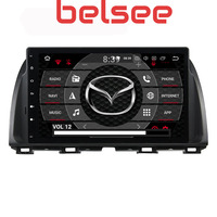 Belsee Ram 4G Android 9.0 Car Radio GPS Navigation Multimedia for Mazda CX 5 CX 5 CX5 2012 2013 2014 2015 2016 Stereo Head Unit