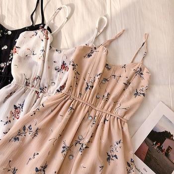 Floral Jumpsuits Women Beach Shorts Rompers New Summer Bohemian Print Overalls Fashion Women Slim High Waist Playsuits Femme 3