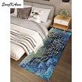 SongKAum Современные Простые короткие воздушные большие коврики, детские Нескользящие татами, Настраиваемые коврики, домашний ковер для спаль...