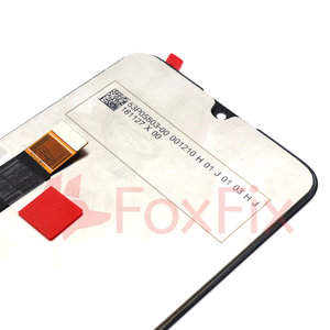 """Image 5 - Original For 5.84"""" Xiaomi Play LCD Display Touch Screen Digitizer Assembly For Xiaomi Mi Play LCD With Frame Replace M1901F9E"""