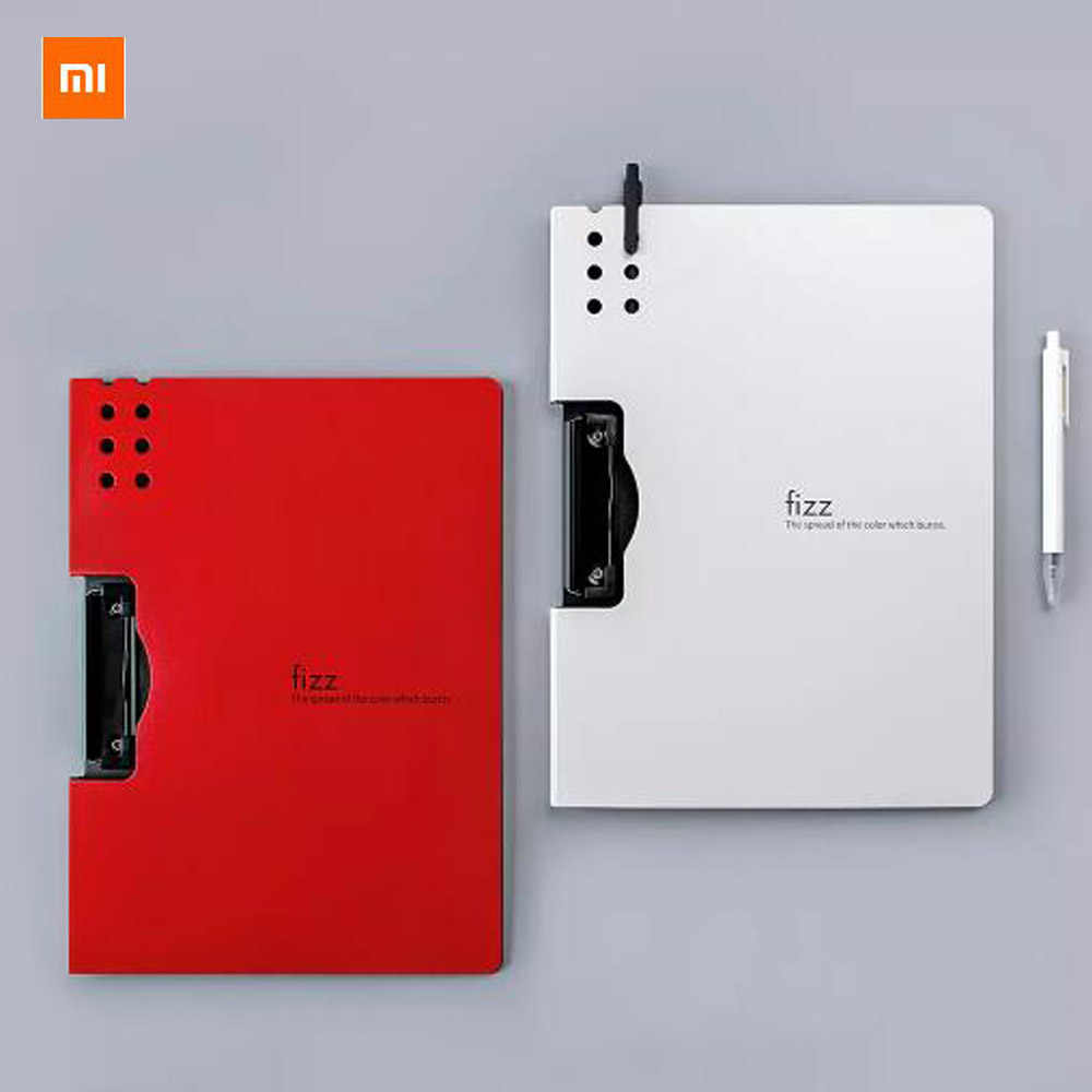 Xiaomiフィズ水平A4 フォルダ 7 色マットテクスチャフォルダポータブルパッドポータブルペントレイオフィス会議室やファイルポケット 2 タイプ