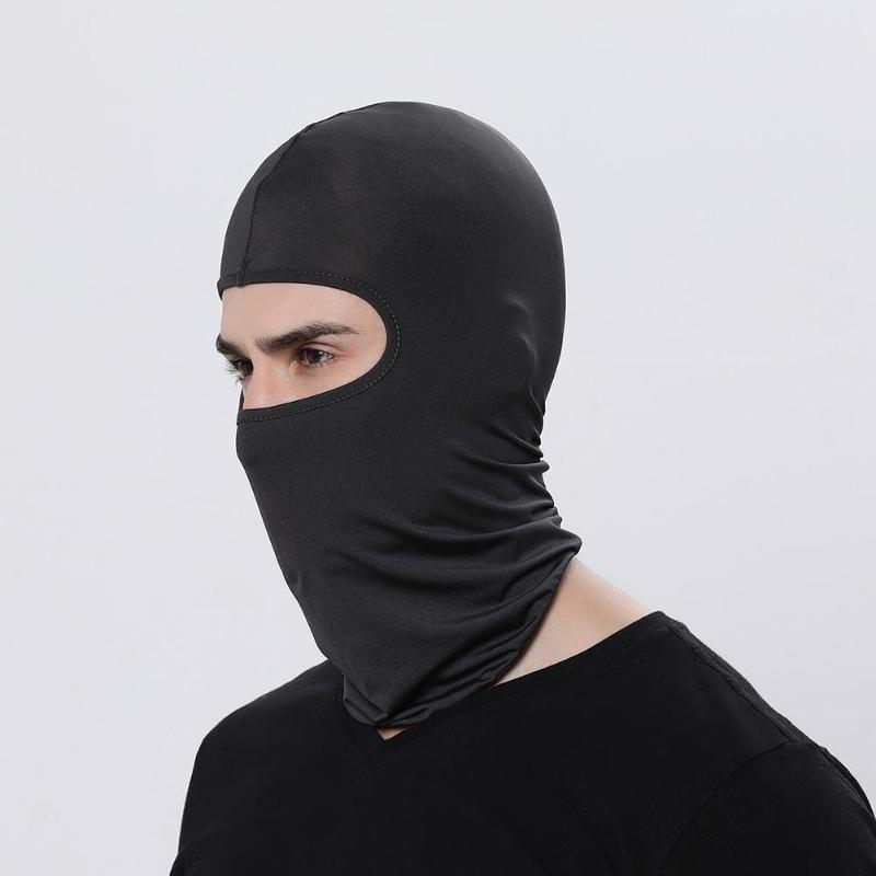Hot Sale Face Mask Motorcycle Balaclava Tactical Shield Mascara Ski Cagoule Visage Full Gangster