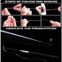 GHOTDA 3.6M-7.2M Telescopic Fishing Rod High Carbon Portable Super Hard Stream Rod