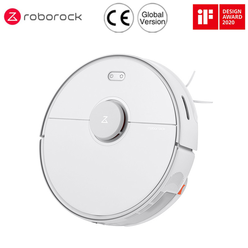 2020 Newest Roborock S5 Max Robot Vacuum Cleaner Automatic Sweep Dust Sterilize WIFI APP Control Smart Planned Washing Mopping