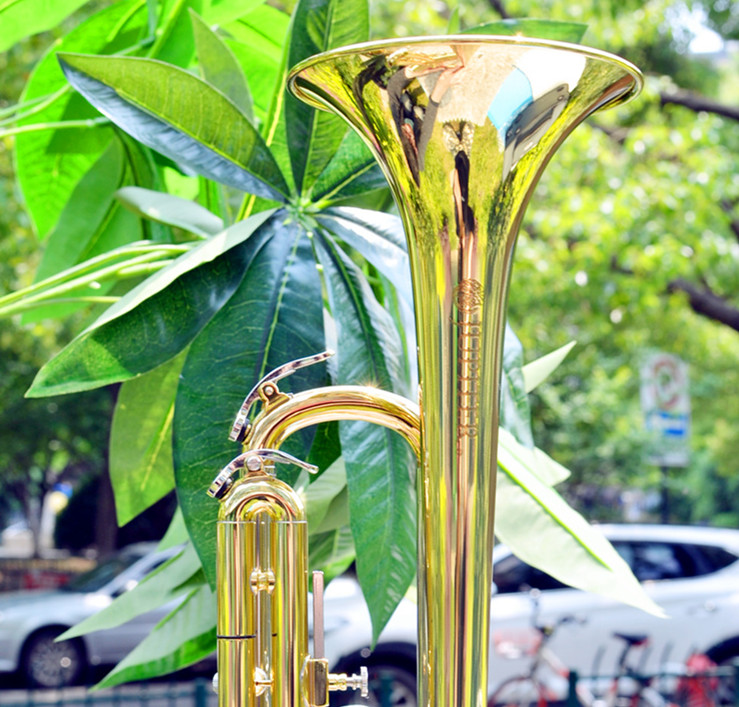 Free Shipping Jupiter JTR-1100SQ Bb Trumpet Instrument High Quality Brass Silver Plated Surface Trumpet With Case Accessories