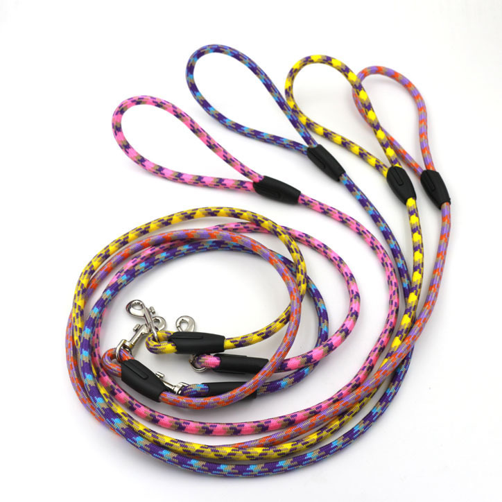 Manufacturers selling new pet dog rope dog dog leash 1.0 traction with teddy for small dogs