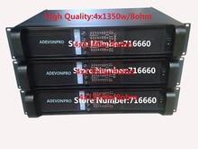 2PcsคุณภาพสูงFP10000Qเครื่องขยายเสียง,4x135 0W/8ohm Rms